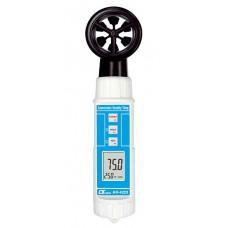 Thiết bị đo gió, độ ẩm, nhiệt độ môi trường, nhiệt độ điểm sương AH-4223