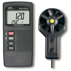Thiết bị đo tốc độ gió, nhiệt độ AM-4210