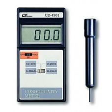 Thiết bị đo độ dẫn điện của nước CD-4301