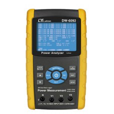 3 PHASE POWER ANALYZER