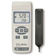 Máy đo nồng độ khí CO2, nhiệt độ môi trường LUTRON GCH-2028