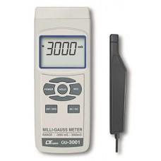 Máy đo điện từ trường nam châm 1 chiều và xoay chiều LUTRON GU-3001