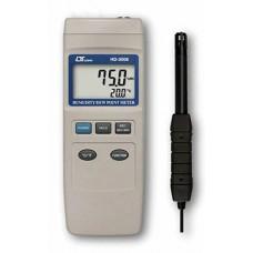 Máy đo nhiệt độ, độ ẩm môi trường, nhiệt độ điểm sương LUTRON HD-3008