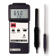 Máy đo nhiệt độ, độ ẩm LUTRON HT-3006A