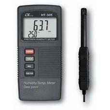 Máy đo nhiệt độ, độ ẩm dạng cầm tay LUTRON HT-305