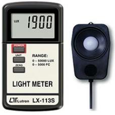 Thiết bị đo cường độ ánh sáng LX-113s