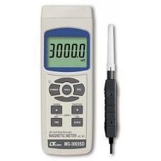 Máy đo điện từ trường nam châm một chiều và xoay chiều LUTRON MG-3003SD