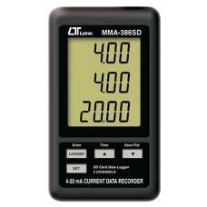 3 channels 4-20 mA CURRENT RECORDER