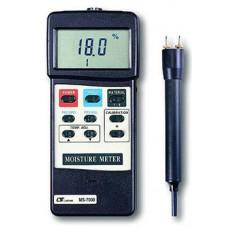Máy đo độ ẩm vật liệu LUTRON MS-7000