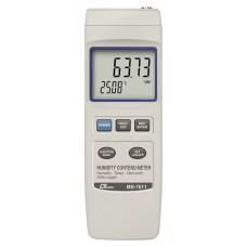 Máy đo độ ẩm LUTRON MS-7011