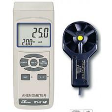 Thiết bị đo tốc độ gió, nhiệt độ MY-81AP