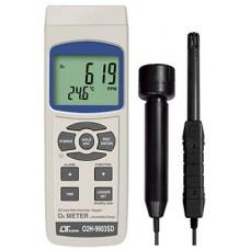 Máy đo nồng độ oxy, nhiệt độ, độ ẩm O2H-9903SD