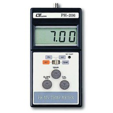 Máy đo PH-mV-nhiệt độ lutron PH-206