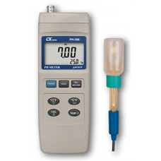 Máy đo PH -mV- ATC, lutron PH-208