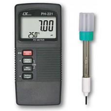 Máy đo PH lutron PH-221