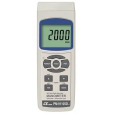 Thiết bị đo áp suất LUTRON PM-9110SD