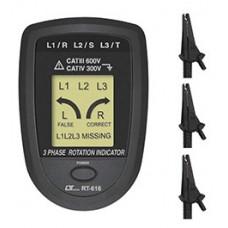 Thiết bị đo thứ tự pha LUTRON RT-616