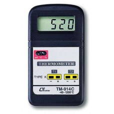 Máy đo nhiệt độ cầm tay LUTRON TM-914