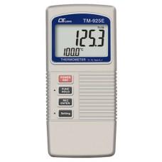 Máy đo nhiệt độ 2 kênh dạng cầm tay LUTRON TM-925E