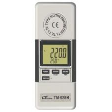 Thiết bị đo nhiệt độ LUTRON TM-928B