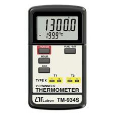 Thiết bị đo nhiệt độ LUTRON TM-934S