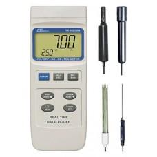 Máy đo đa chỉ tiêu  của nước PH/ORP, DO, CD/TDS model LUTRON YK-2005WA