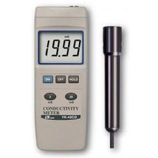 Máy đo độ dẫn điện của nước YK-43CD